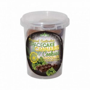 CBD marketplace Biscuits space cake chanvre chocolat