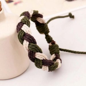 CBD Marketplace Bracelet chanvre