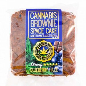CBD Marketplace Brownie gout blueberry Haze