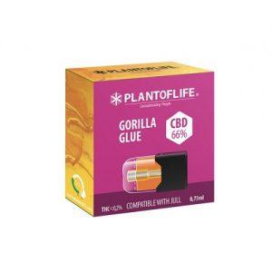 CBD Marketplace Pod Wax Gorilla Glue CBD 66%