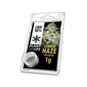CBD Marketplace CBD Hash Solide 10% Lemon Haze 1g