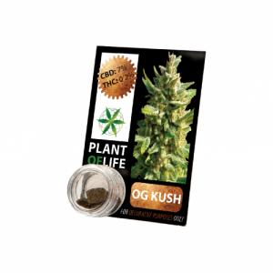 CBD Marketplace CBD Hash Solide 3.8% OG Kush 1g