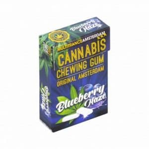 Chewing gum CBD Blueberry Haze CBD Marketplace