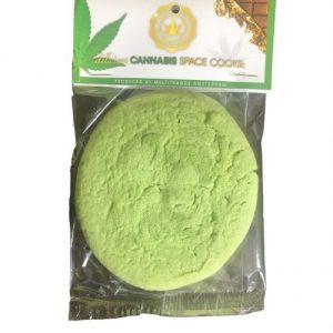 CBD Marketplace cannabis space cookie CBD 2%