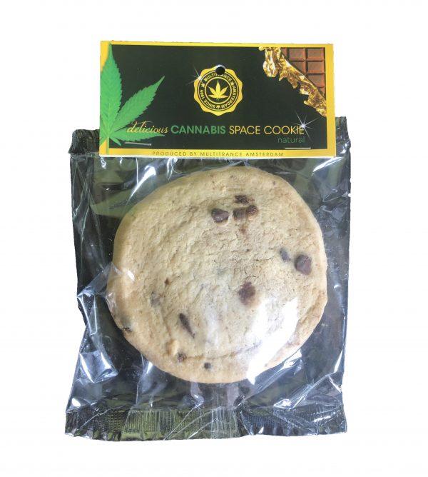 CBD Marketplace Cookie vanille space CBD 2%