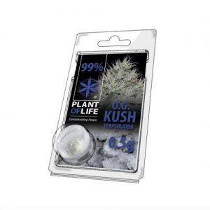 CBD Marketplace cristaux CBD OGKush 99% 500mg