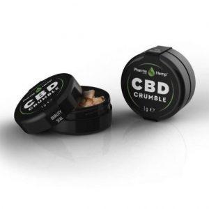 CBD Marketplace Crumble CBD 90% Pharma Hemp 1g