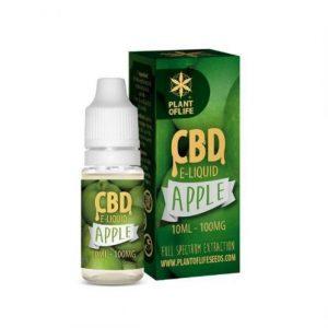 CBD Marketplace E-liquide Pomme CBD 100mg