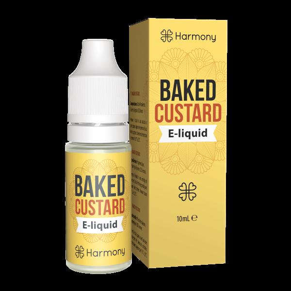 CBD Marketplace E-liquide CBD Baked Custard