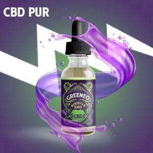 CBD Marketplace E-liquide CBD Booster