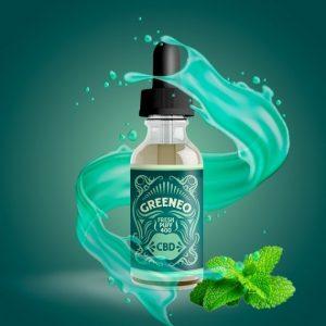 CBD Marketplace E-liquide CBD Fresh Puff