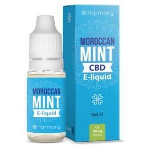 CBD Marketplace E-liquide CBD Moroccan Mint