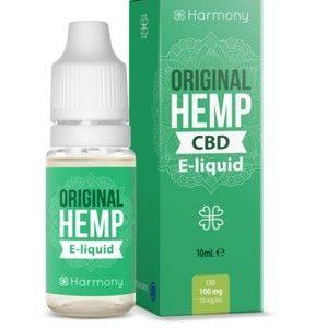 CBD Marketplace E-liquide CBD original Hemp
