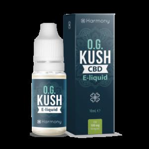 CBD Marketplace E-liquide CBD OG Kush