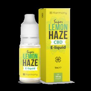 CBD Marketplace E-liquide CBD Super Lemon Haze