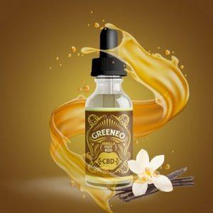 CBD Marketplace E-liquide CBD Vanilla Puff