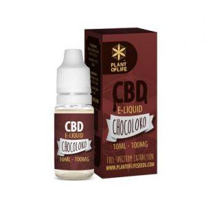 CBD Marketplace E-liquide Chocoloco CBD 100mg