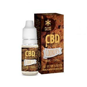 CBD Marketplace E-liquide cookies CBD 100mg