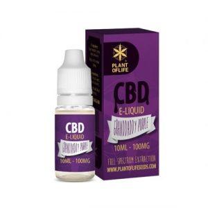 CBD Marketplace E-liquide Grandaddy purple CBD 100mg