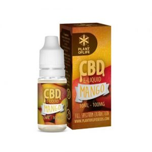 CBD Marketplace E-liquide mangue Cbd 100mg
