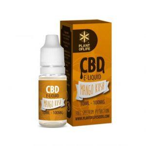 CBD Marketplace E-liquide Mango Kush CBD 100mg