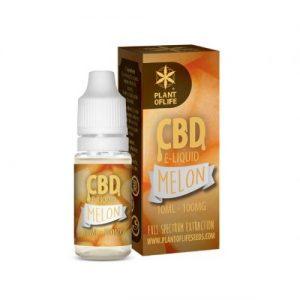 CBD Marketplace E-liquide melon CBD 100mg