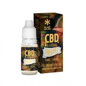 CBD Marketplace E-liquide Ananas CBD 100mg