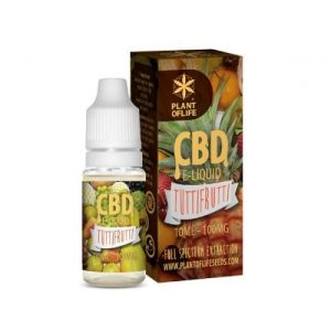 CBD Marketplace E-liquide tutifruitti CBD 100mg