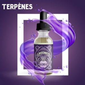 CBD Marketplace E-liquide CBD Grand Daddy Purple