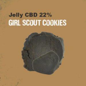 CBD Marketplace Jelly CBD 22% Cookies 100g