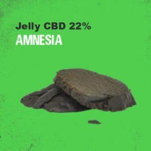 CBD Marketplace Jelly CBD 22% Amnésia 100g