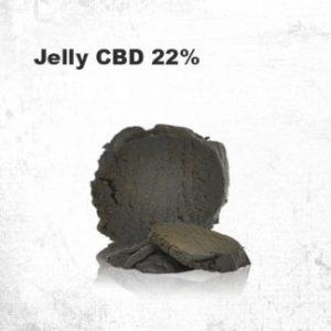 CBD Marketplace Jelly CBD 22% Natural 100g