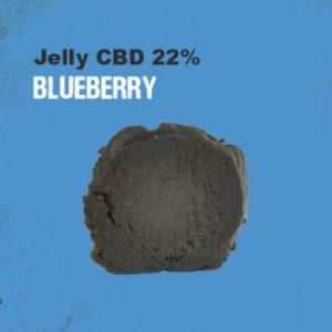 CBD Marketplace Jelly CBD 22% Blueberry 100g