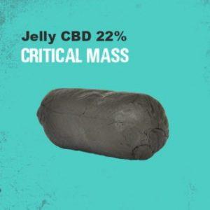 CBD Marketplace Jelly CBD 22% Critical + 100g