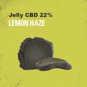 CBD Marketplace Jelly CBD 22% Lemon Haze 100g