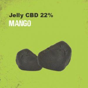 CBD Marketplace Jelly CBD 22% Mango 100g