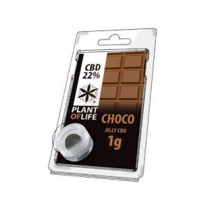 CBD Marketplace Jelly Hash 22% CBD chocolat 1g
