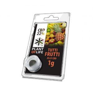 CBD Marketplace Jelly Hash CBD 22% Tuttifrutti 1g