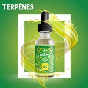 CBD Marketplace E-liquide CBD Pineapple Express