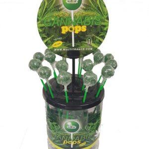 CBD Marketplace 100 Sucettes Cannabis Pops