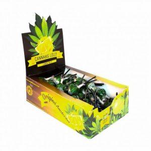 CBD Marketplace 70 Sucettes Lemon Haze