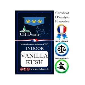 CBD Marketplace - Vanilla Kush - CBDeau