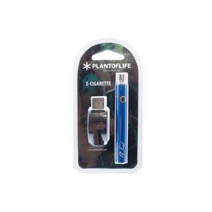 CBD Marketplace - Batterie Vape 530MAH Bleu - Plant of Remedy