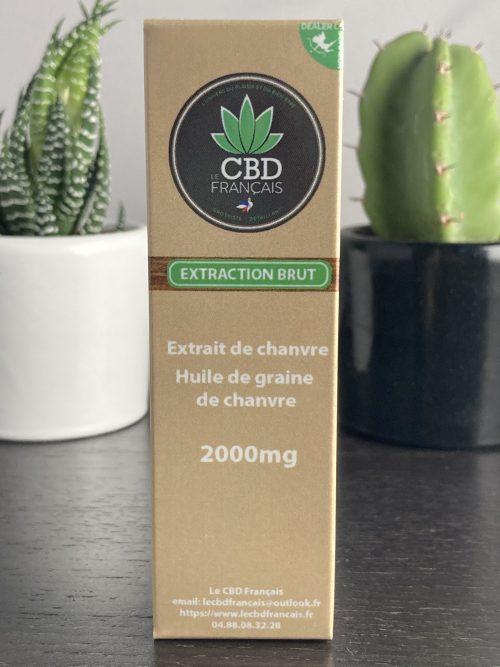 CBD Marketplace - Huile CBD 20% Le Cbd Français