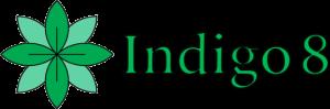 Logo Indigo 8 CBD Maketplace