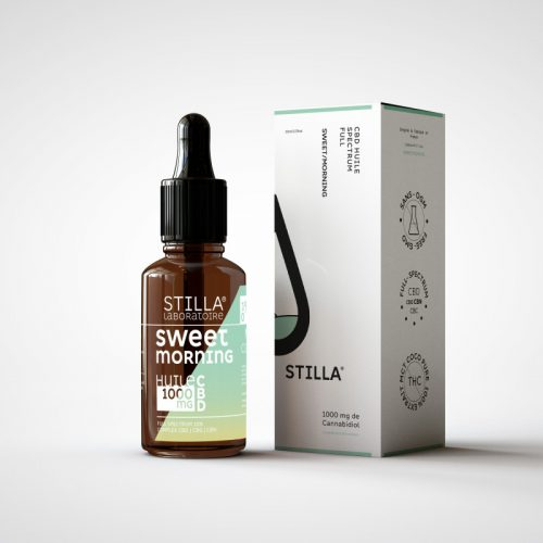 CBD Marketplace - huile cbd sweet morning 10% Stilla - Kanaleg
