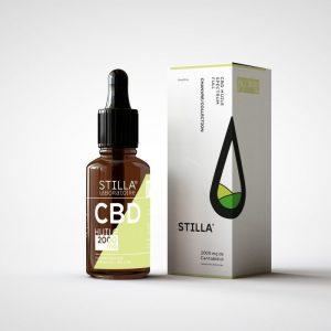CBD Marketplace - huile CBD 20% Stilla - Kanaleg