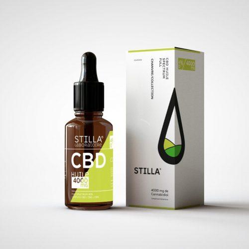 CBD Marketplace - huile CBD 40% Stilla - Kanaleg