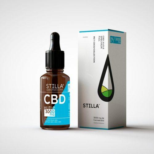 CBD Marketplace - huile cbd mct coco 30% Stilla - Kanaleg