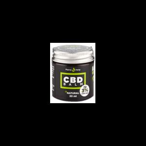 CBD Marketplace Baume CBD Natural 3%